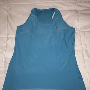 womens under armour athletic tank top